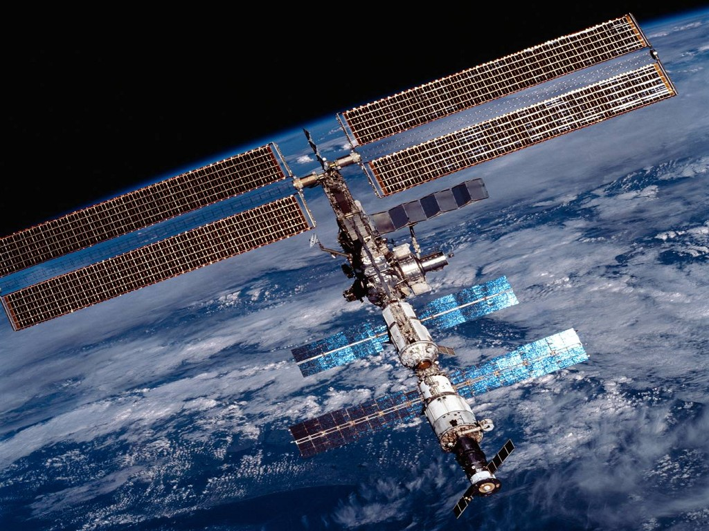 NASA International Space Station